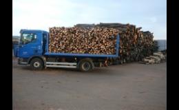 Palivové dřevo Moravské Budějovice