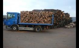 Palivové dřevo Jaroměřice nad Rokytnou