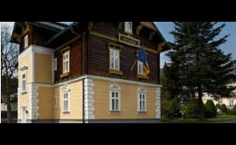 Kúpele na horách, ozdravné a kúpeľné pobyty v Jeseníkoch, Česko