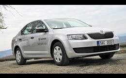 Náhradní vozidlo Škoda Octavia III - krátkodobé i dlouhodobé zapůjčení