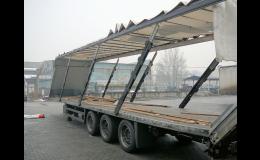 Rovnání podvozkových rámů Ostrava