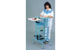 Pojízdný vizitový vozík s dlouhou životností