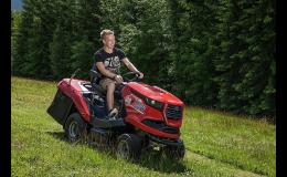 zahradní traktory Seco - Uherské Hradiště, Zlín