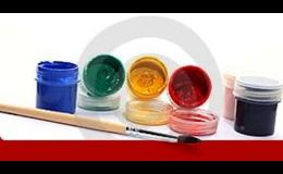Míchání barev - míchací a tónovací centrum Opava