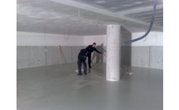 Polyuretanové podlahy