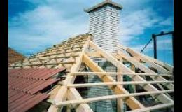 Stavební firma, střechy, krovy, Třebíč