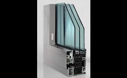Prodej hliníkových oken a dveří s tepelně vylepšeným systémem Libchavy
