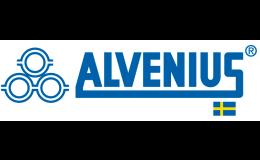 Potrubní systémy Alvenius   LEGOS s.r.o.