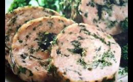Česká klasická kuchyně - rozvoz a dovoz jídel, obědů Opava