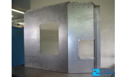 Production of sheet metal parts, weldments, stampings - custom metal production, the Czech Republic