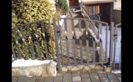 Ocelové ploty, oplocení | Zámečnictví HSV