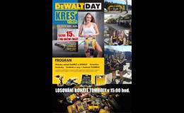 Nářadí Dewalt pro profesionály i kutily - akční nabídka Krnov