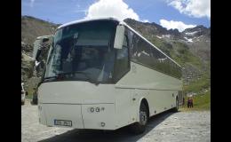 Zvolte na zájezd komfortní autobusy