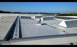 Hydroizolační fólie Logicroof pro terasy, balkóny i střechy Zlín