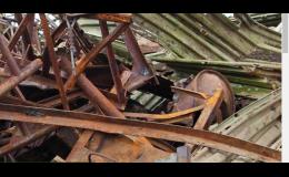 Kovošrot, výkup kovů, železa, šrotu, papíru, druhotných surovin