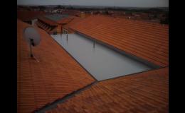 fóliové izolace - dlouhodobá ochrana střech