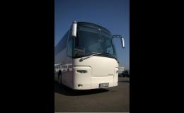 Autobusová doprava na poznávací zájezdy do zahraničí