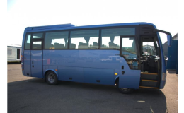 Doprava komfortními autobusy do ČR i do zahraničí