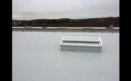 Hydroizolační fólie pro pozemní i podzemní stavby