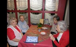 Bydlení pro seniory s veškerým servisem