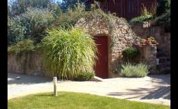 střešní zahrady Zlín