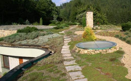 moderní střešní zahrady Brno