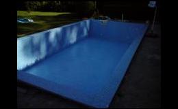 materiál pro hydroizolaci bazénu