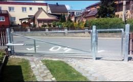 Posuvné brány, pohony a komponenty pro otočnou bránu Opava