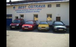 Pravidelný i nepravidelný úklid Ostrava
