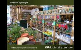 Termofoliovníky - Zahradní centrum Diké, s.r.o.