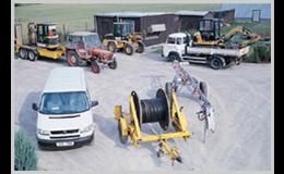 Montáže a opravy distribučních sítí kabelových i venkovních Dobřichovice - pro NN i VN