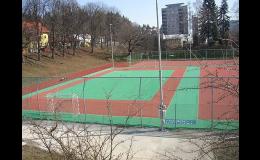 Venkovní sportovní areál u Sokolovny