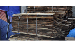 odpadové dřevo - odkory, odřezky dřeva