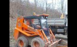 Výkopové, zemní práce, inženýrské sítě,  Mladá Boleslav