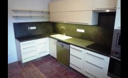 Montáž kychyně, kuchyňské linky na míru Třebíč