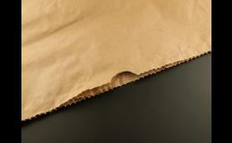 Otevřené papírové pytle