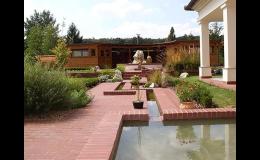 moderní zahrady - projekt i realizace
