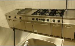 Vybavení školních jídelen, Opava, Krnov