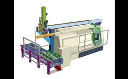 Výroba a prodej automatické výrobní linky Čelákovice