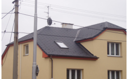 Stavba střechy od profesionálů Ostrava