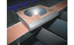 Precision cut components, 1 to 200 mm thick - produced in Czech Republic