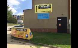 Expresní opravy a výměny autoskel Praha