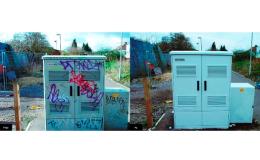 Anti graffiti systém Ostrava