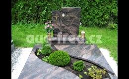 Opravy hrobů Opava, ostrava