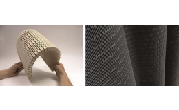 Flexibilní designové desky dukta® - flexible wood, Znojmo