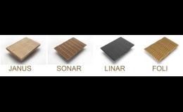 Kvalitní designové desky dukta®, Znojmo