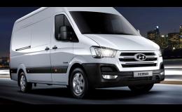 Lehký užitkový vůz Hyundai H350 Ostrava