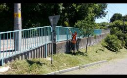 Antikorozní ochrana kovů - povrchová úprava Ostrava