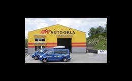 Značení autoskel Cebia,  AMT AUTO-SKLA s.r.o.