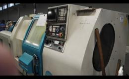 CNC frézování, zakázkové obrábění kovů, ocel, mosaz, dural, měď, hliník